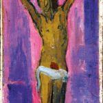 431122_Cristo-in-croce-olio-su-faesite-45x36cm