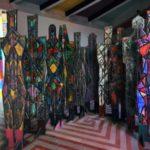 Archetipi-nitro-su-carta-a-rilievo-su-tavola-n°10-220x70cm